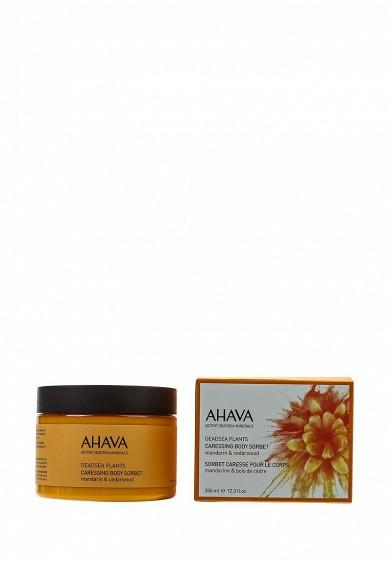 Крем Ahava Deadsea Plants Нежный для тела мандарин и кедра 350 мл AH002LWSDW36 Израиль  - купить со скидкой