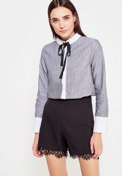 Купить Блуза Art Love серый AR029EWWXG26 Китай