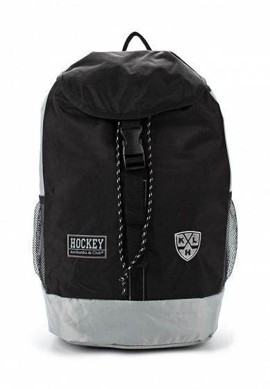 Купить Рюкзак Atributika & Club™ KHL черный AT006BUQXM54 Китай