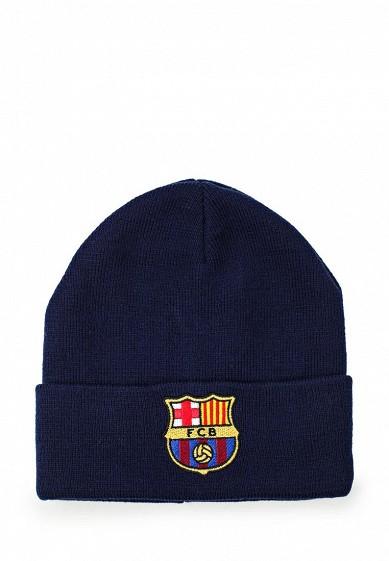 Шапка Atributika & Club™ FC Barcelona синий AT006CUGNQ24 Китай  - купить со скидкой