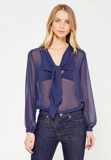 Купить Блуза Blugirl Folies синий BL031EWUSU83 Португалия