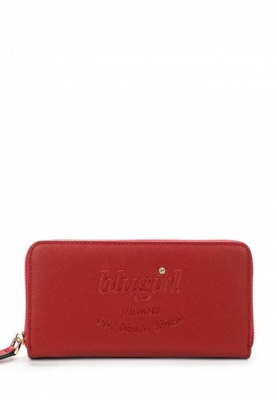 Купить Кошелек Blugirl красный BL540BWTDA65 Китай