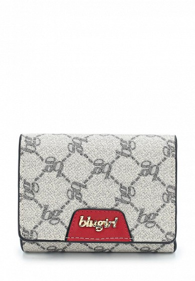 Купить Кошелек Blugirl серый BL540BWTDA74 Китай