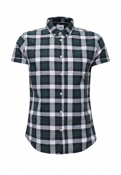 Купить Рубашка Burton Menswear London зеленый BU014EMVQN39 Индия