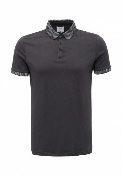 Купить Поло Burton Menswear London серый BU014EMWFN62 Индия