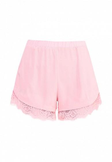 Шорты By Swan розовый BY004EWRPL46 Китай  - купить со скидкой