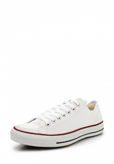 Кеды ALL STAR OX OPTICAL WHITE