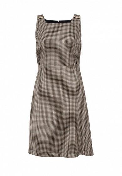 Платье Dorothy Perkins коричневый DO005EWJXM82 Вьетнам  - купить со скидкой