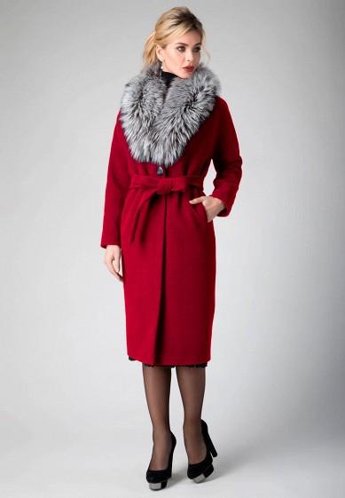 Купить Пальто Electrastyle красный EL038EWYQM32 Беларусь