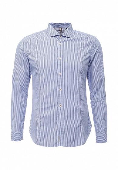 Купить Рубашка Gianni Lupo голубой GI030EMYMK83 Италия