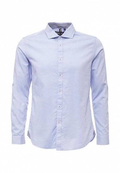 Купить Рубашка Gianni Lupo голубой GI030EMYMK94 Италия