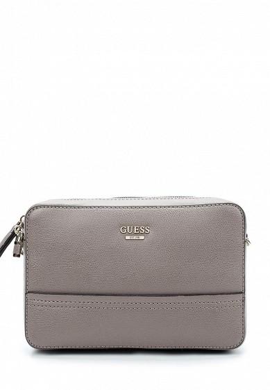 Купить Сумка Guess серый GU460BWYLE26 Индонезия