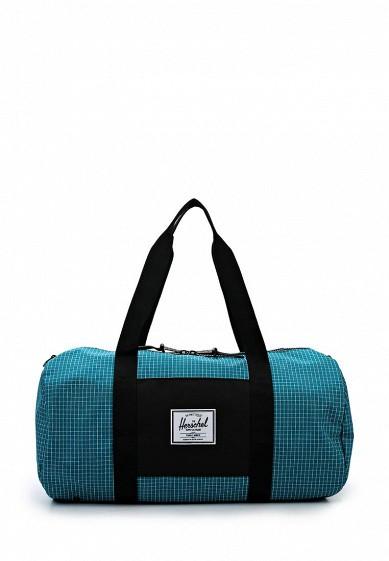 Купить Сумка Herschel Supply Co Sutton Mid-Volume синий HE013BUWJR54 Китай
