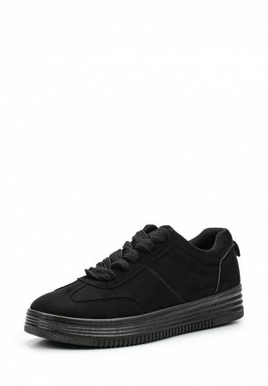 Купить Кеды Ideal Shoes черный ID007AWWEH11 Китай