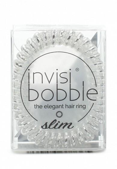 Купить Комплект резинок 3 шт. invisibobble для волос invisibobble SLIM Chrome Sweet Chrome серебряный IN020DWBC732 Китай