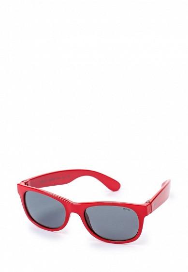 Очки солнцезащитные красный IN021DKRTV29 Китай  - купить со скидкой