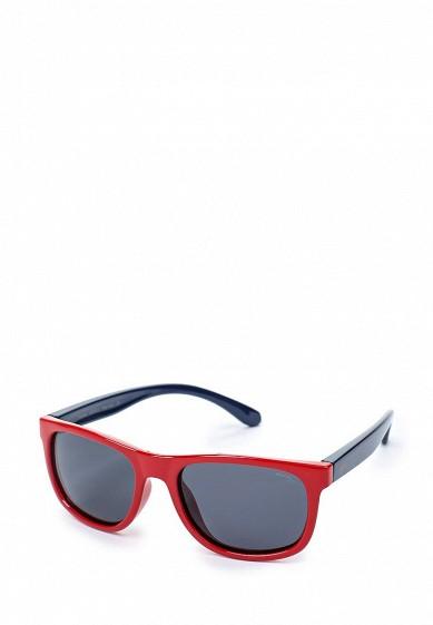 Очки солнцезащитные красный IN021DKRTV50 Китай  - купить со скидкой