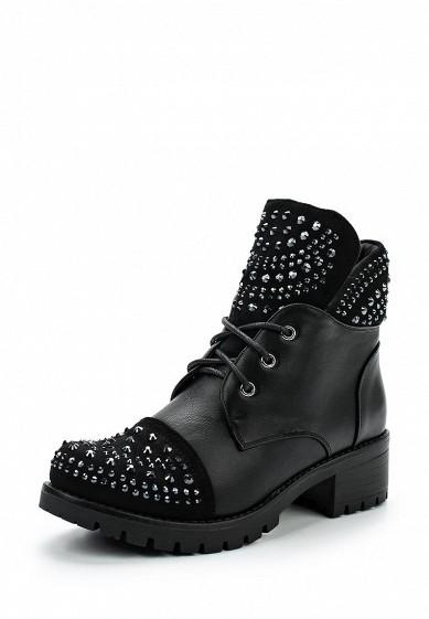 Купить Ботинки Janessa черный JA026AWXIM42 Китай