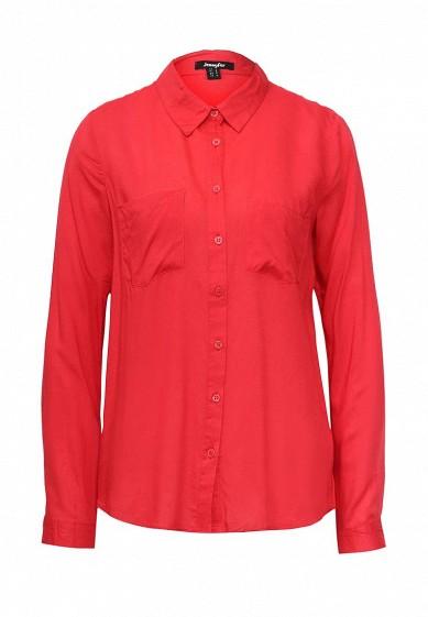 Рубашка Jennyfer красный JE008EWRXP39  - купить со скидкой