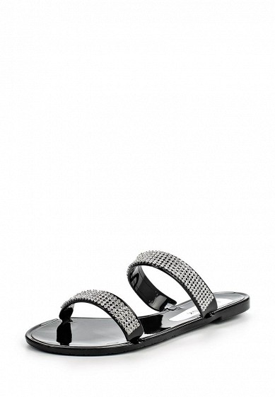 Шлепанцы LOST INK JEWEL DOUBLE STRAP SLIDE