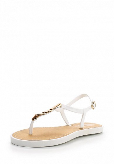 Сандалии LOST INK METAL TRIM STRAP SANDAL