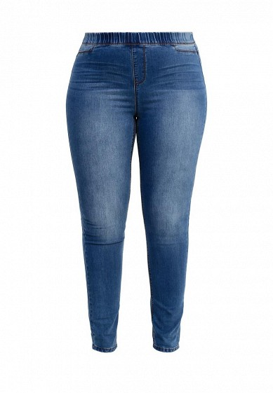Джеггинсы JEGGING MID WASH