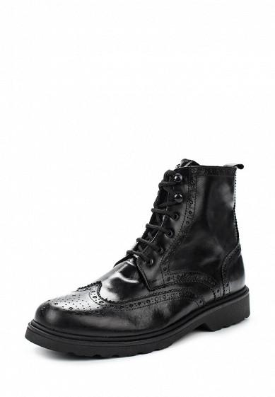 Купить Ботинки Martin Pescatore черный MA108AMXGV89 Италия