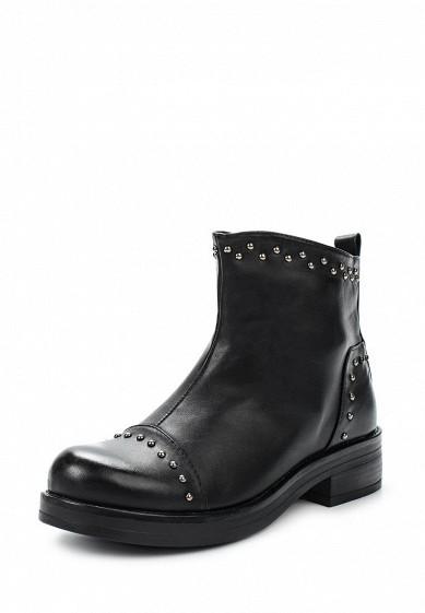 Купить Ботинки Martin Pescatore черный MA108AWXGW03 Китай