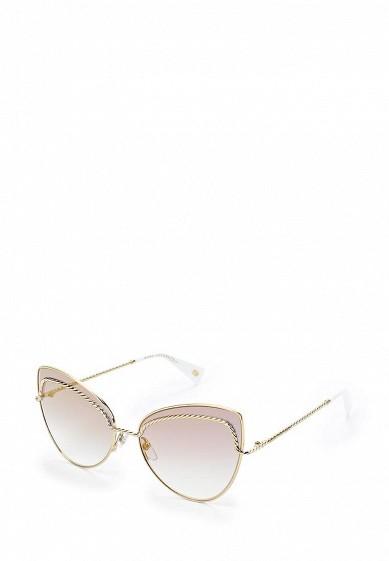 Купить Очки солнцезащитные Marc Jacobs MARC 255/S J5G золотой MA298DWYBU31 Китай