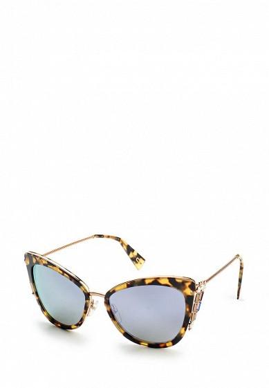 Купить Очки солнцезащитные Marc Jacobs MARC 263/S O2V коричневый MA298DWYBU47 Китай