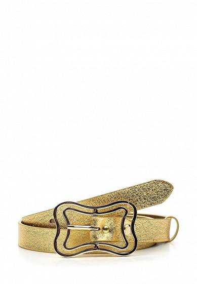 Ремень Mascotte золотой MA702DWSJK63  - купить со скидкой