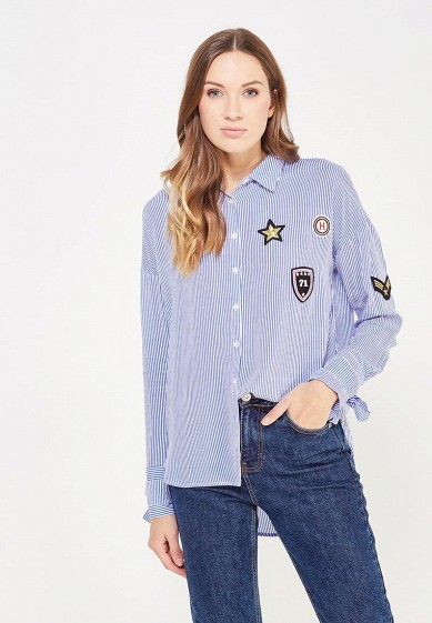 Купить Рубашка Medicine голубой ME024EWUAE05 Китай