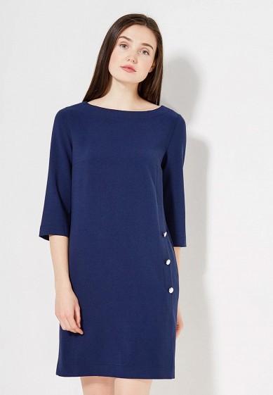 Платье Affari 06-670 синий MP002XW1AUX5 Россия  - купить со скидкой