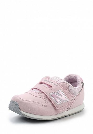 Купить Кроссовки New Balance розовый NE007AGUOJ34 Индонезия