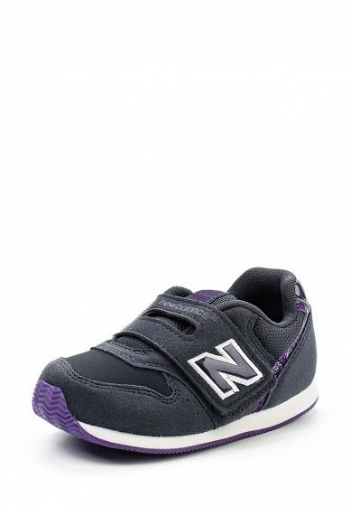 Купить Кроссовки New Balance синий NE007AGUOJ35 Индонезия