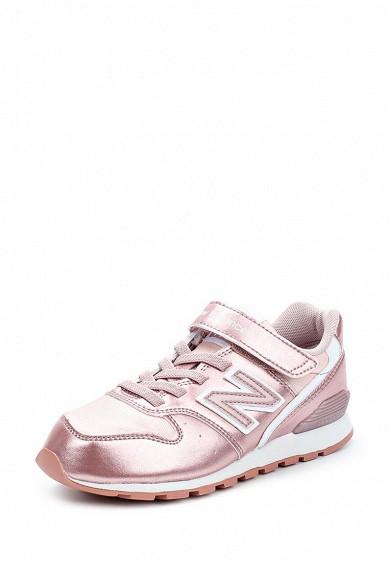 Купить Кроссовки New Balance розовый NE007AGXIR60 Индонезия
