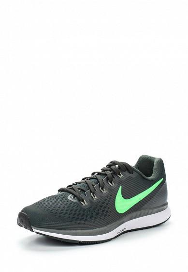 Купить Кроссовки Nike NIKE AIR ZOOM PEGASUS 34 зеленый NI464AMUFX08 Вьетнам