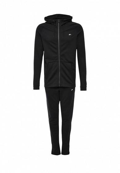 Купить Костюм спортивный Nike M NSW MODERN TRK SUIT FT черный NI464EMJFQ27 Китай