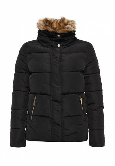 Куртка утепленная черный OO001EWLQE32 Китай  - купить со скидкой