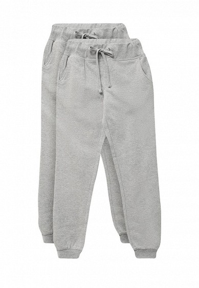Купить Комплект брюк 2 шт. oodji серый OO001EWXOZ64 Узбекистан