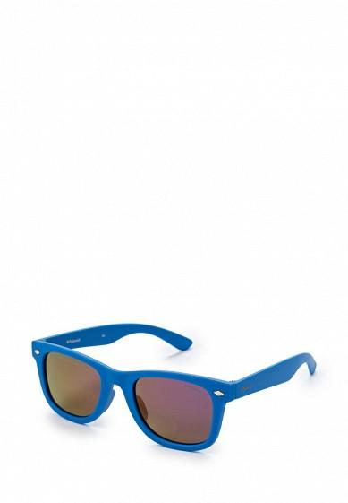 Купить Очки солнцезащитные Polaroid PLD 8006/S синий PO003DKWNT34 Китай