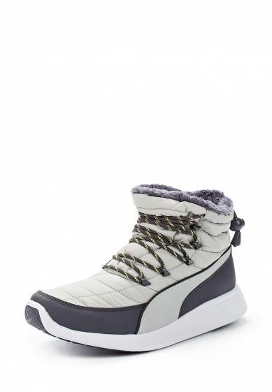 Купить Ботинки Puma ST Winter Boot Wns серый PU053AWUTP63 Вьетнам