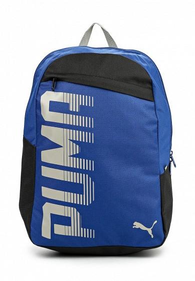 90bd1cde06c8 Lamoda Фото Рюкзак PUMA PUMA Pioneer Backpack I синий PU053BUUTG37 Вьетнам