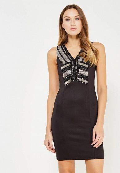 Купить Платье QED London черный QE001EWXGV09 Китай