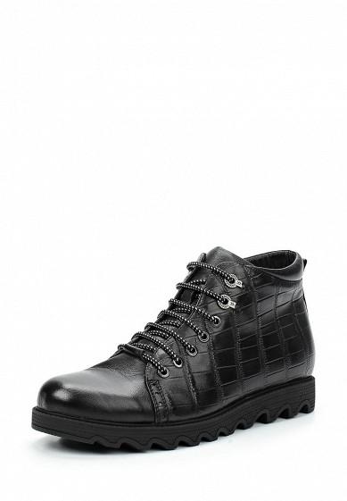 Купить Ботинки Rosconi черный RO036AMVIY84 Россия