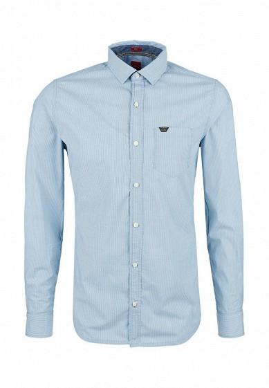 Купить Рубашка s.Oliver голубой SO917EMUGE67 Индонезия