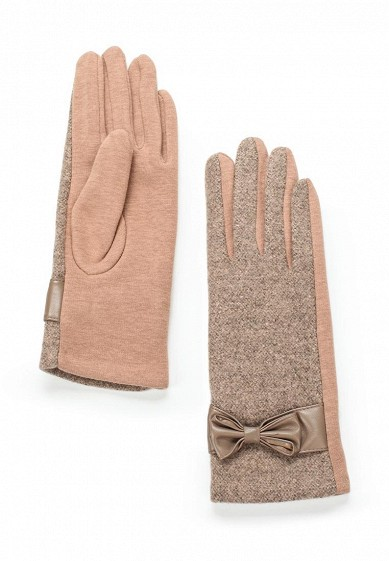 Купить Перчатки Venera бежевый VE003DWXSH85 Италия