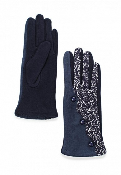 Купить Перчатки Venera синий VE003DWXSH90 Италия
