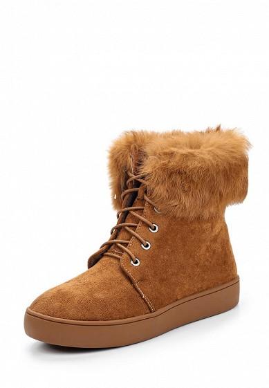 Купить Ботинки Vera Blum коричневый VE028AWYDR57 Китай