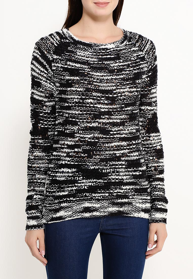 Черно Белый Пуловер С Доставкой